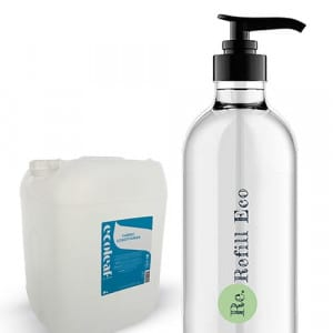 REFILL ECOLEAF BY SUMA FABRIC CONDITIONER