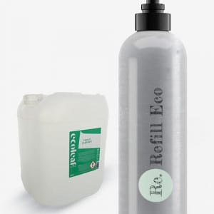 REFILL ECOLEAF BY SUMA TOILET CLEANER